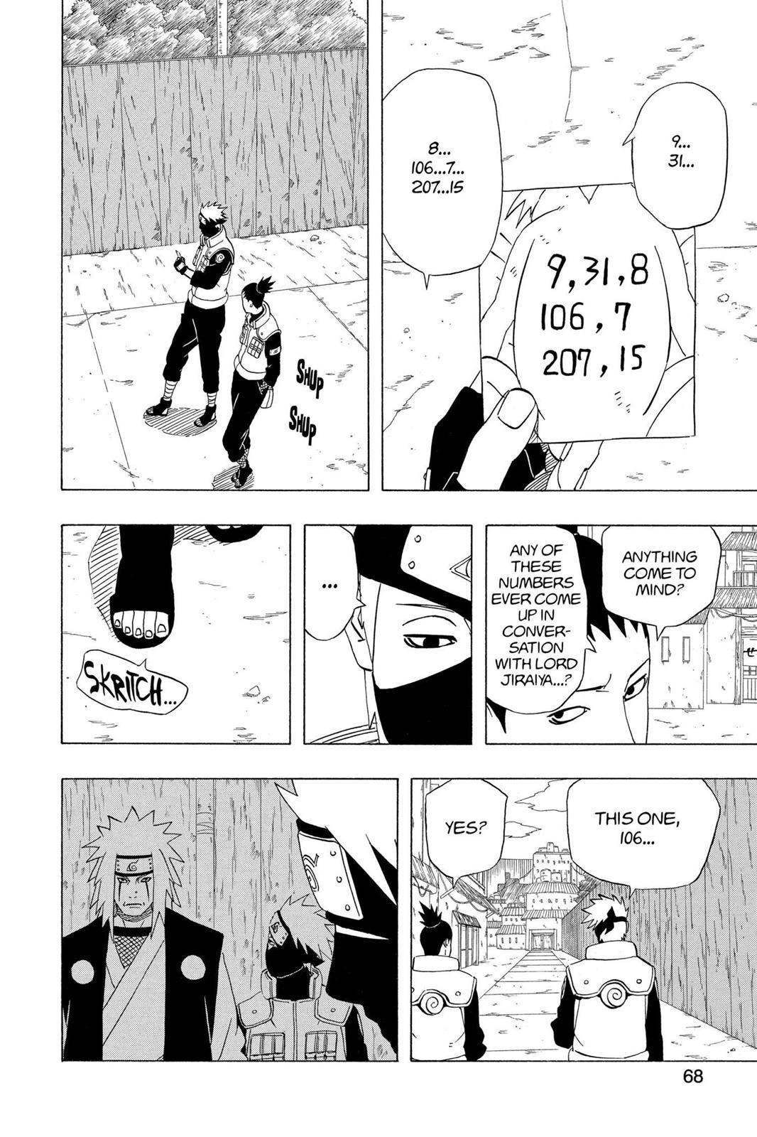 Naruto, Chapter 406 image 008