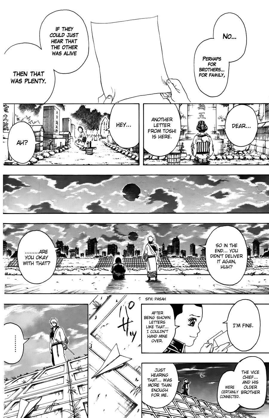 Gintama Chapter, 370 image 018