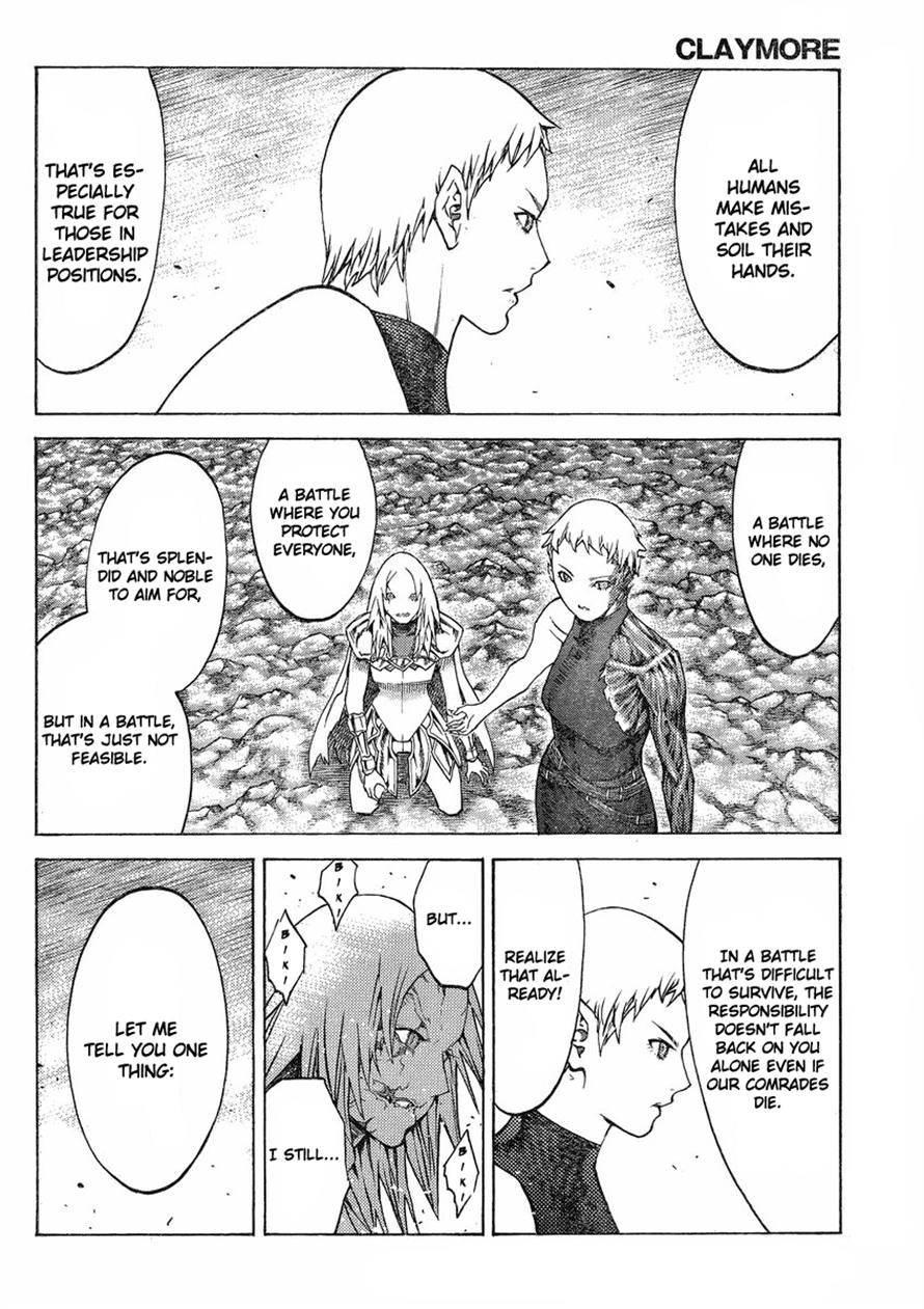 Claymore, Chapter 123 image 012