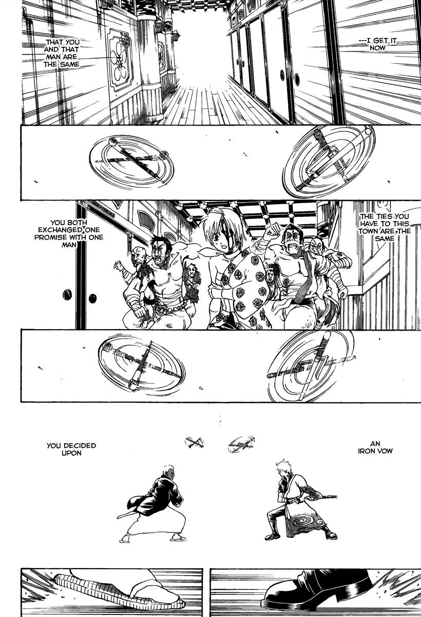 Gintama Chapter, 308 image 012