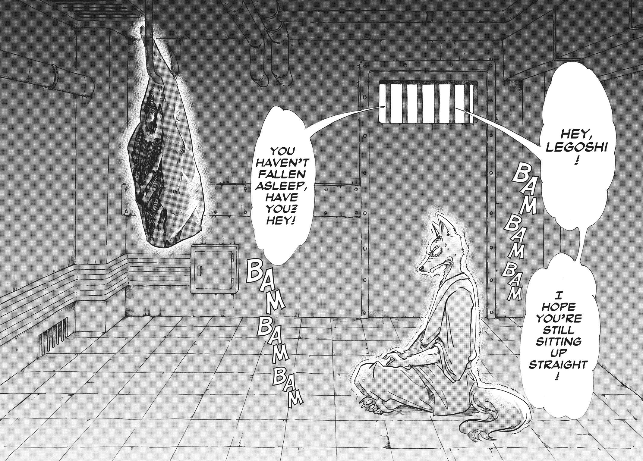 Beastars Manga, Chapter 63 image 004