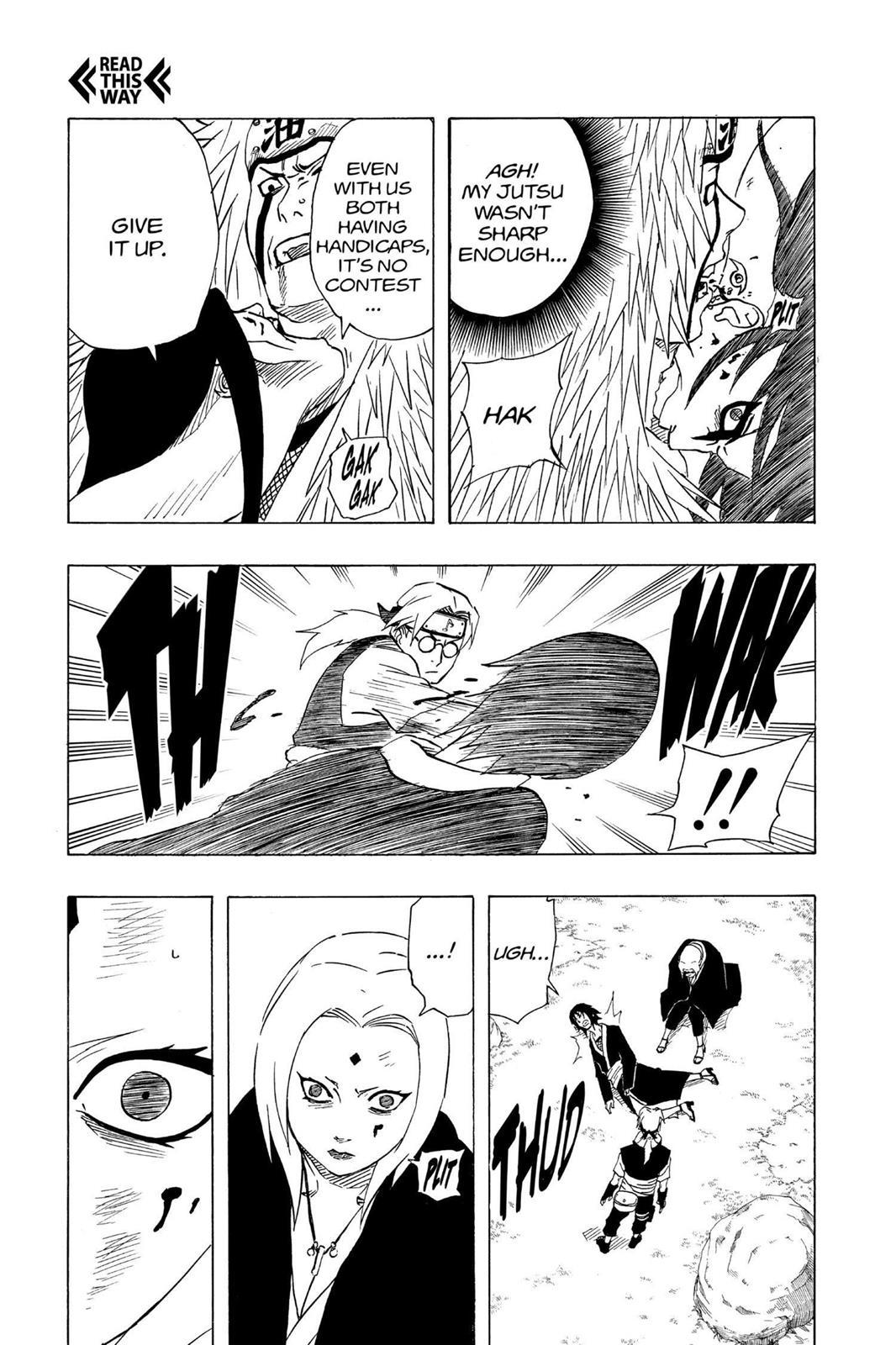 Naruto, Chapter 166 image 013
