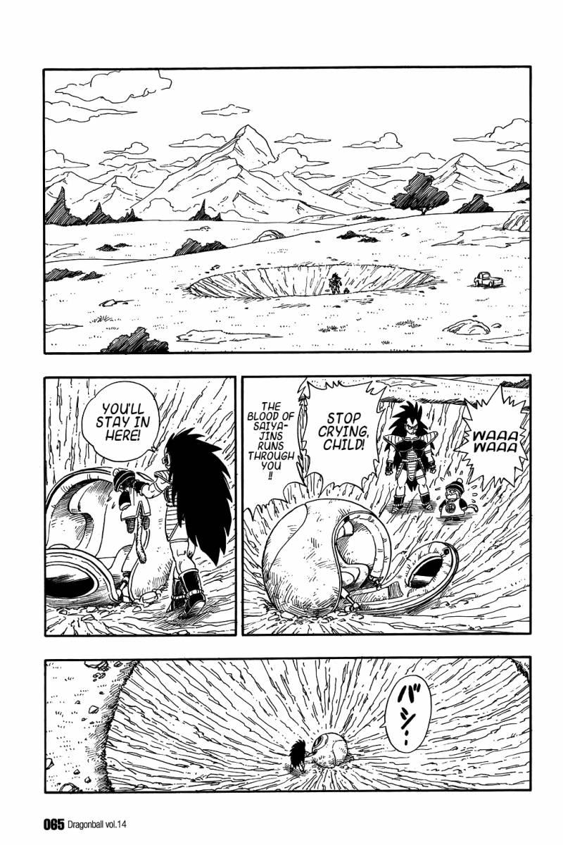 Dragon Ball, Chapter 199 image 002