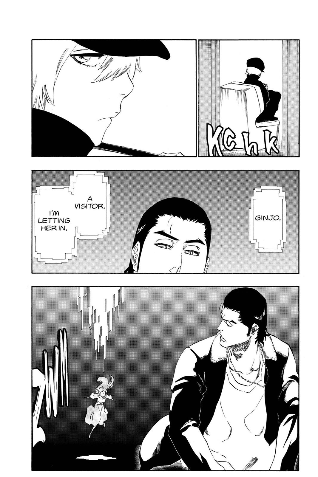 Bleach, Chapter 448 image 016