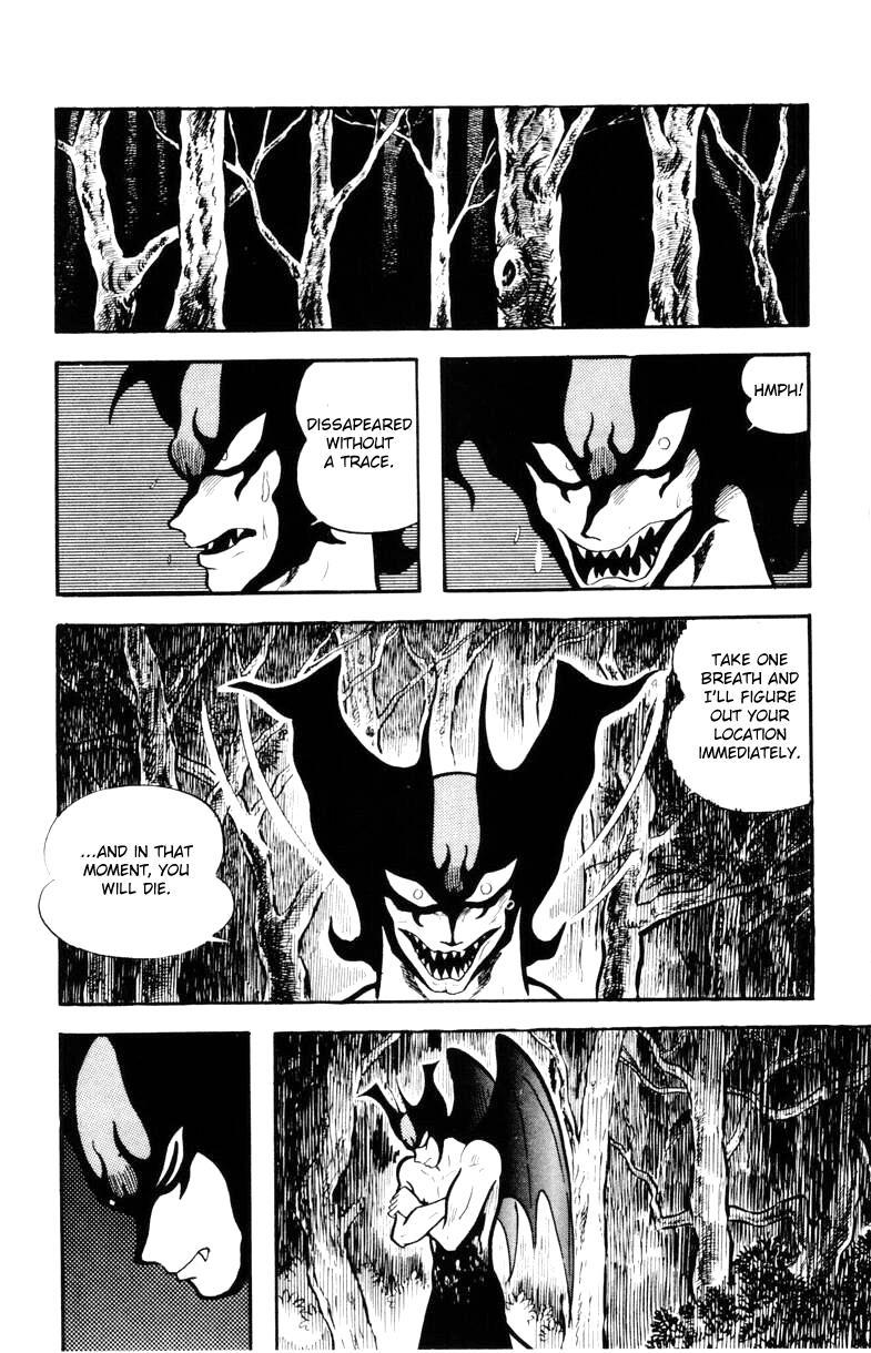 Devilman, Chapter 2 image 168