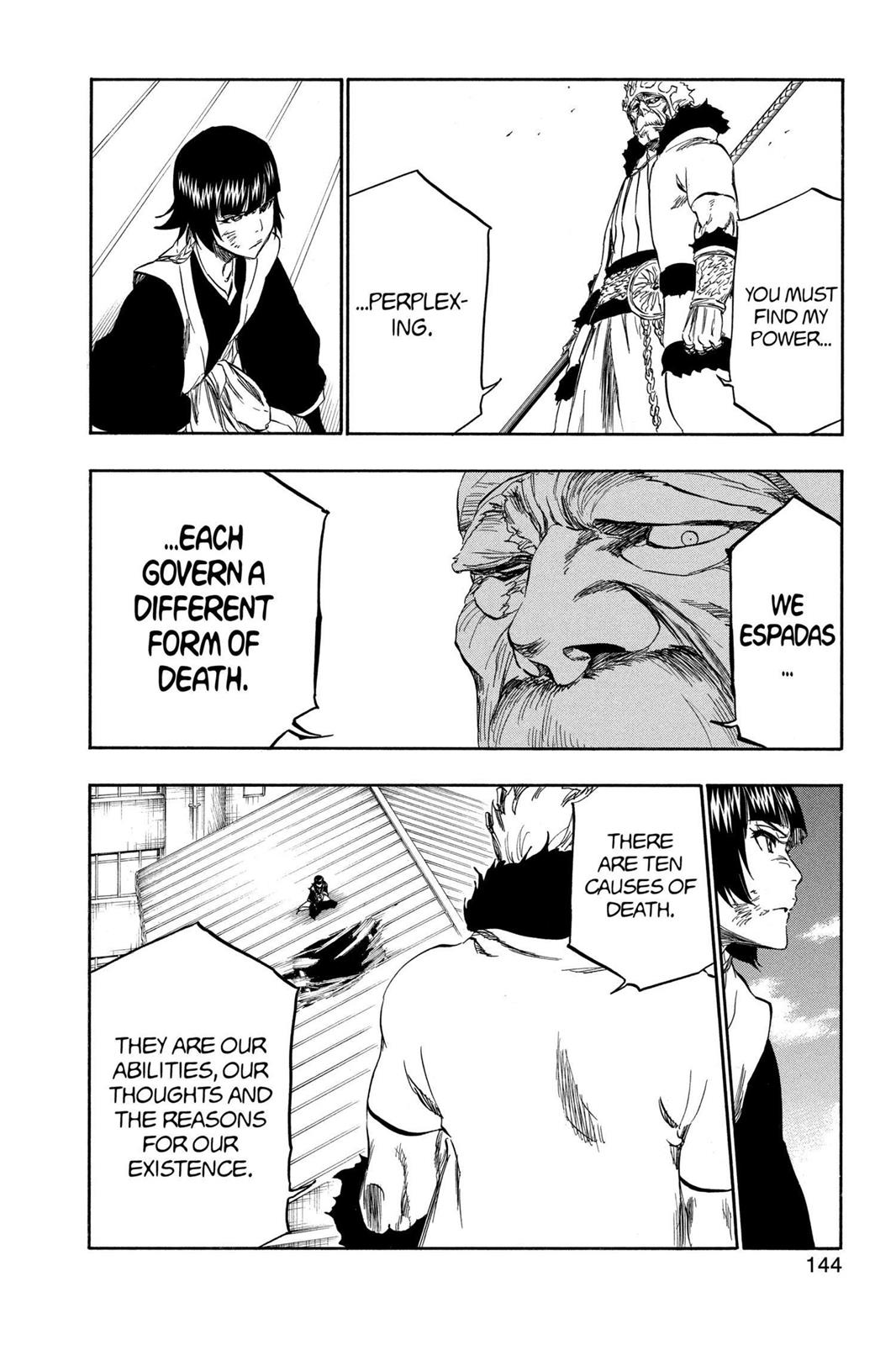 Bleach, Chapter 356 image 014