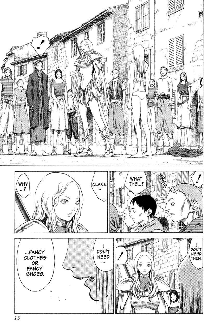 Claymore, Chapter 16 image 014