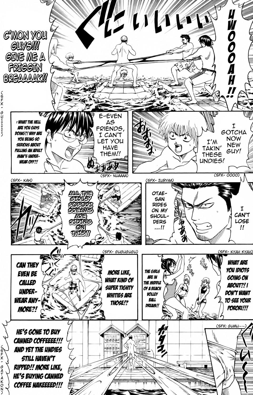 Gintama Chapter, 323 image 016