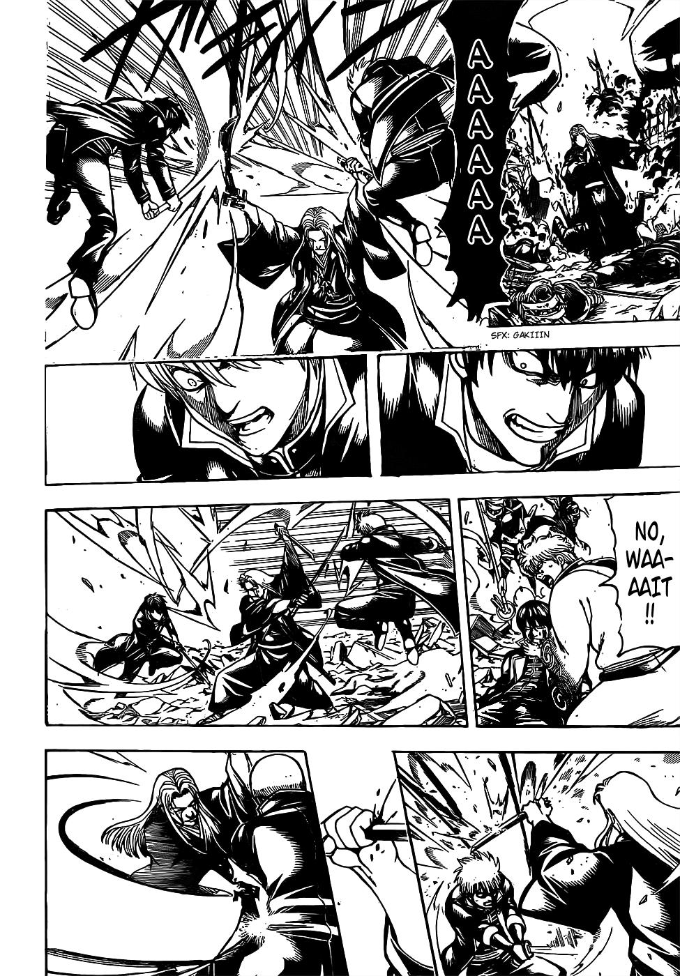 Gintama Chapter, 661 image 008