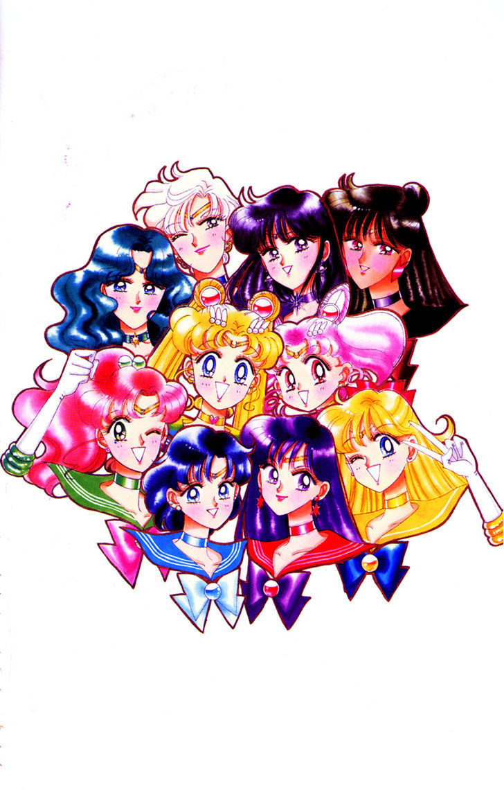 Sailor Moon, Cahpter 36 image 002