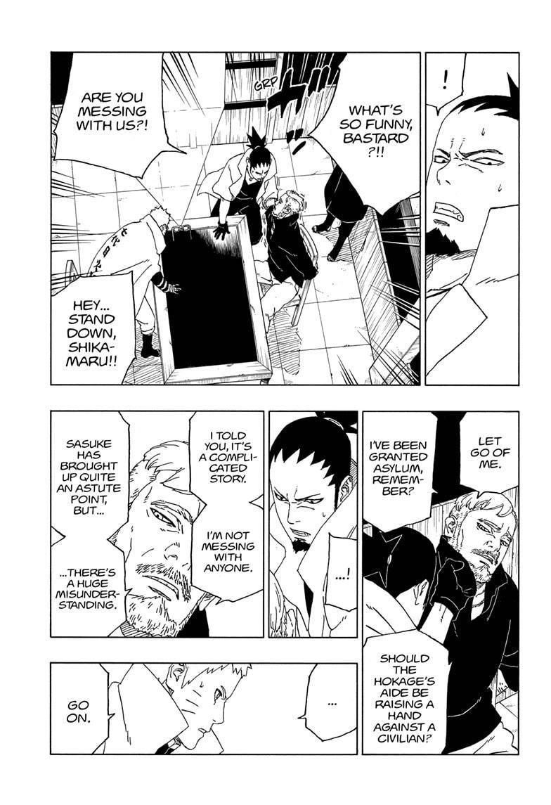 Boruto Manga, Chapter 46 image 027