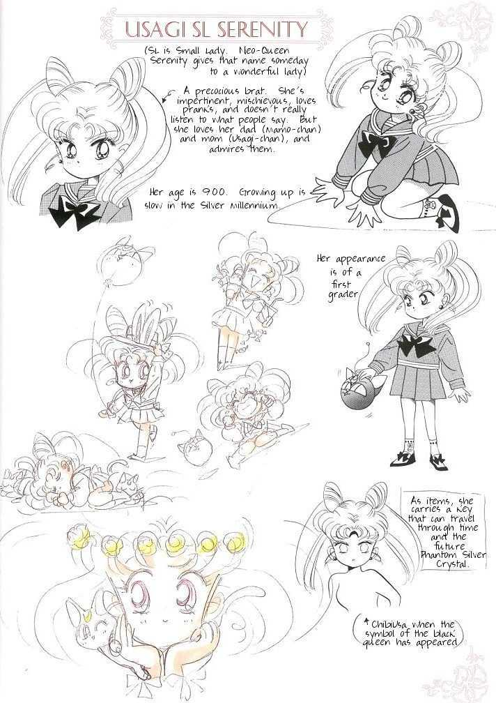 Sailor Moon, Cahpter 6 image 031