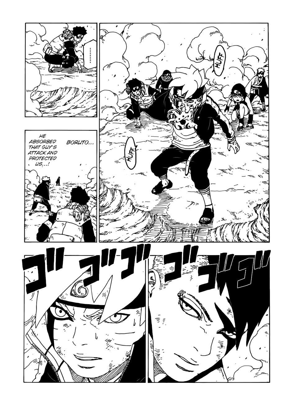 Boruto Manga, Chapter 25 image 030