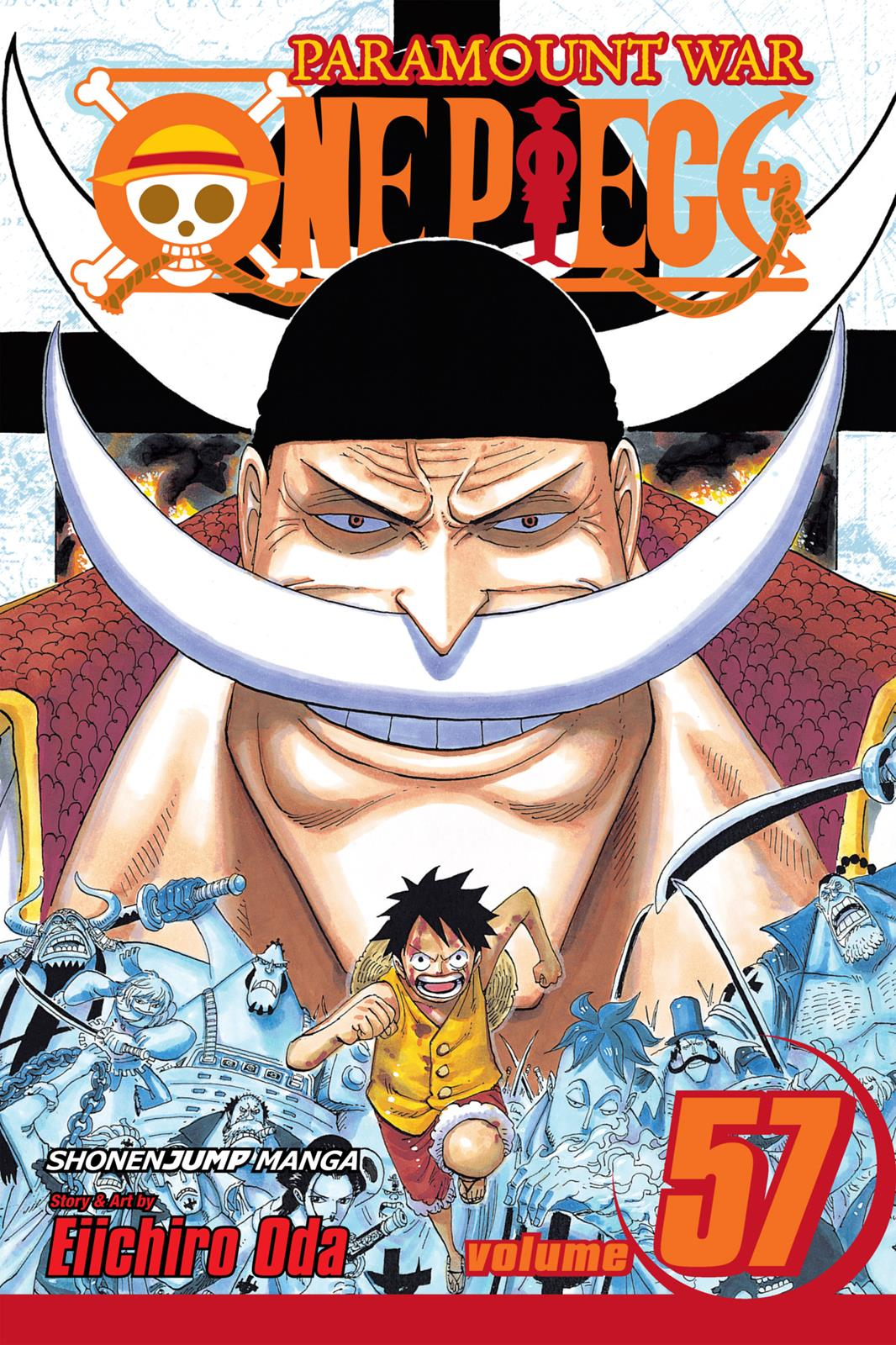 One Piece, Chapter 552 image 001