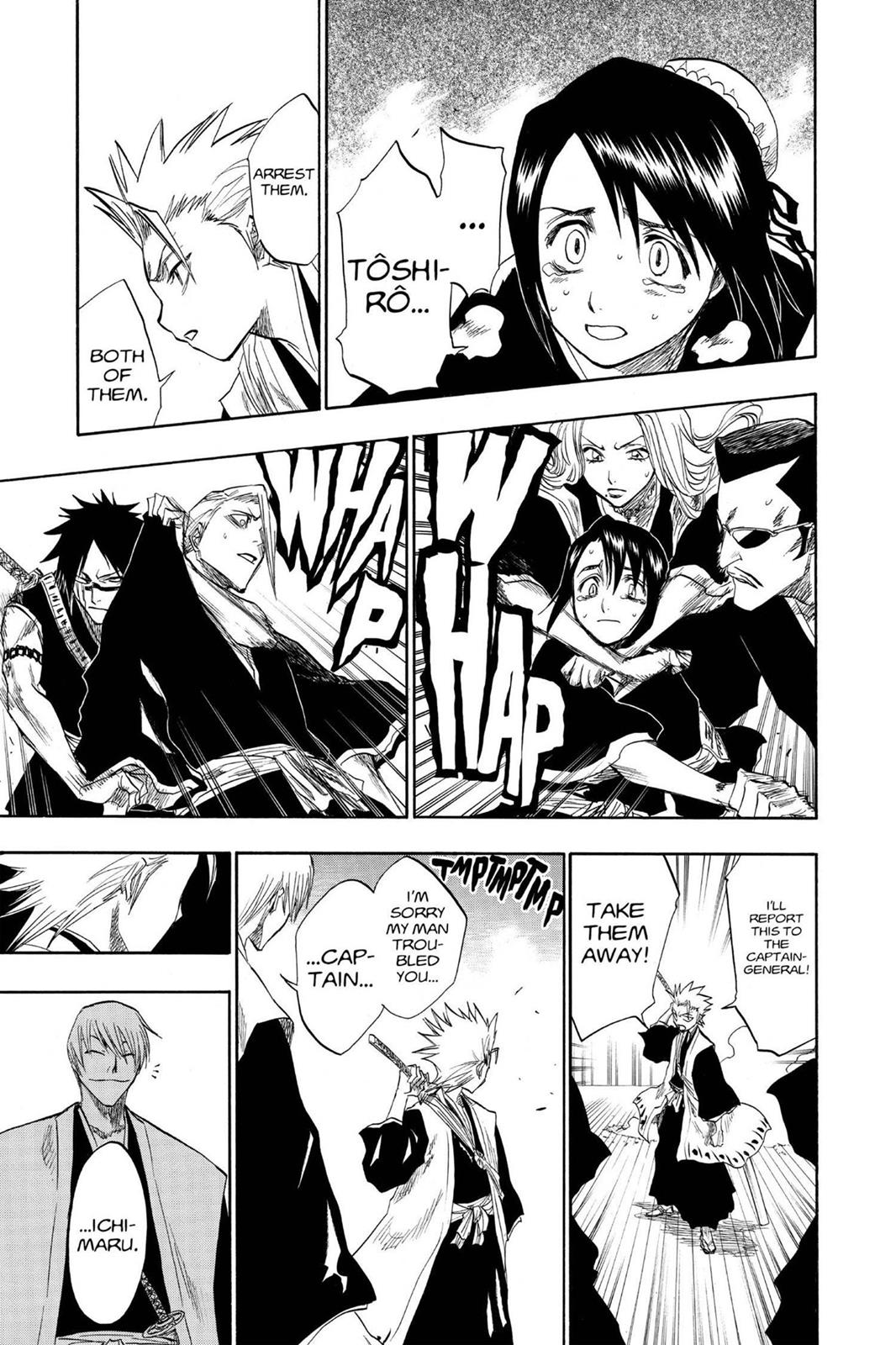 Bleach, Chapter 101 image 015