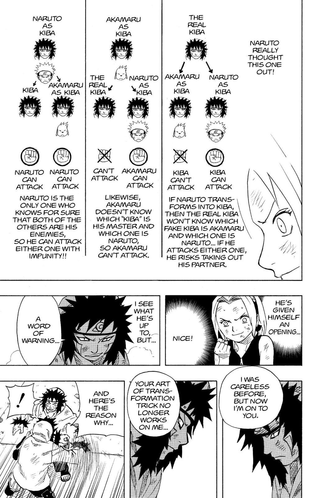Naruto, Chapter 76 image 017