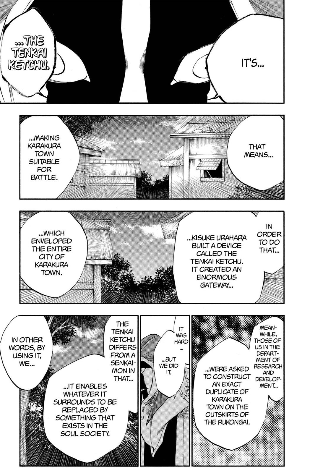 Bleach, Chapter 315 image 004
