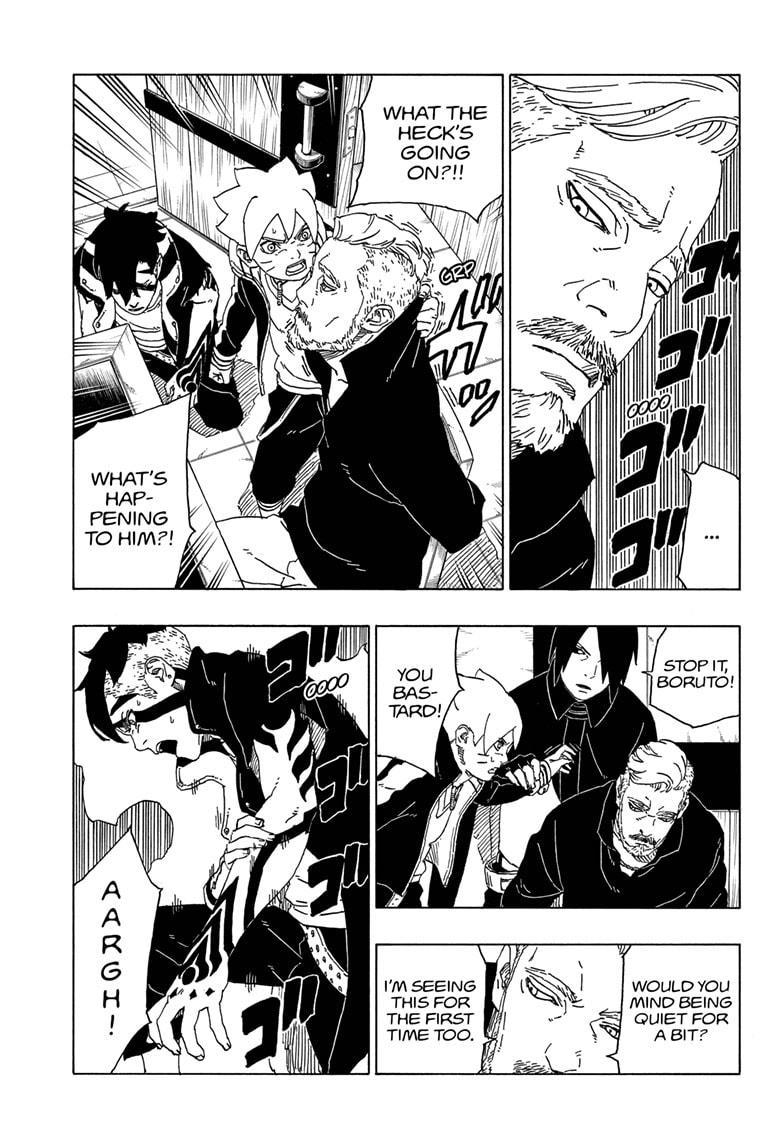 Boruto Manga, Chapter 47 image 023