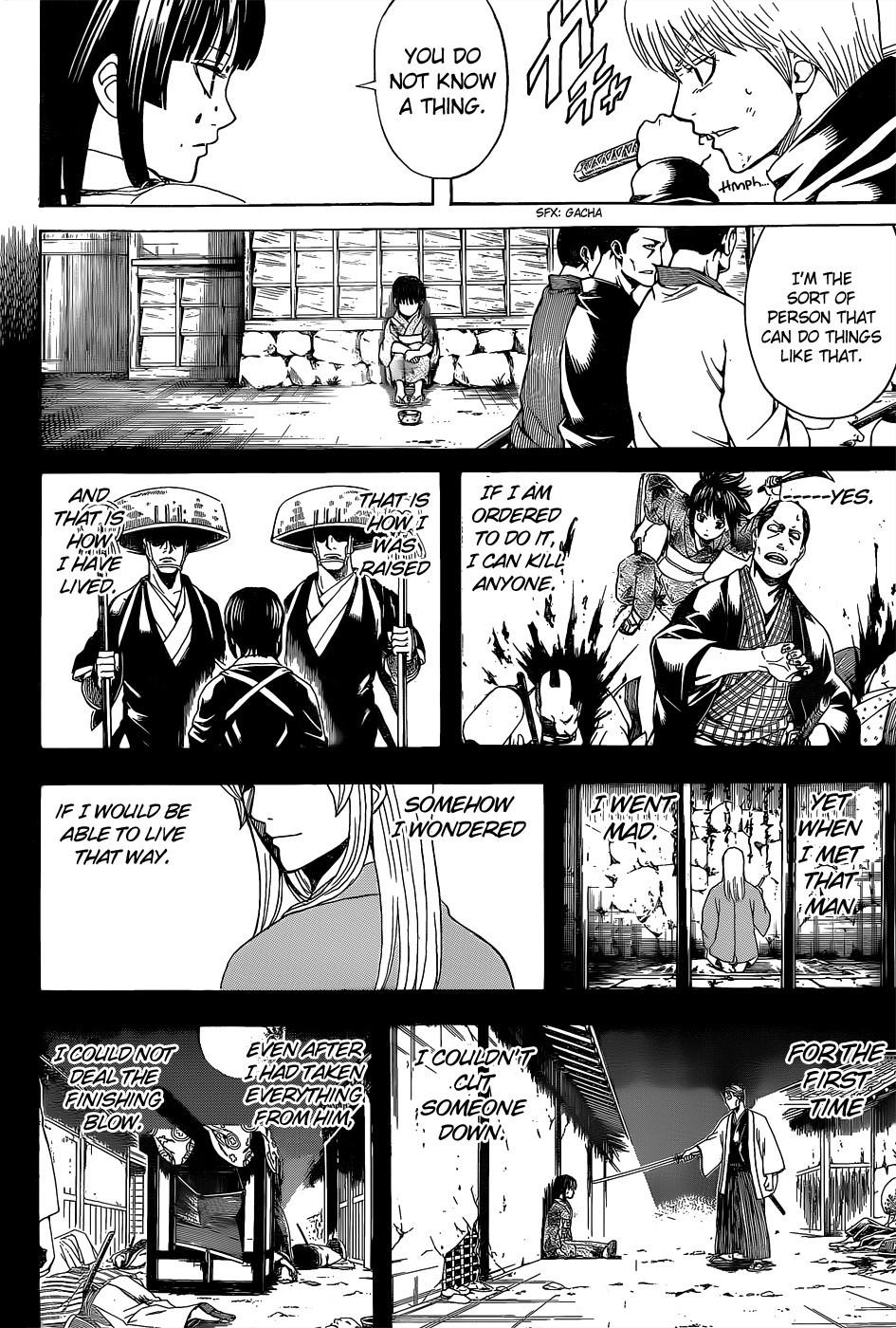 Gintama Chapter, 541 image 014