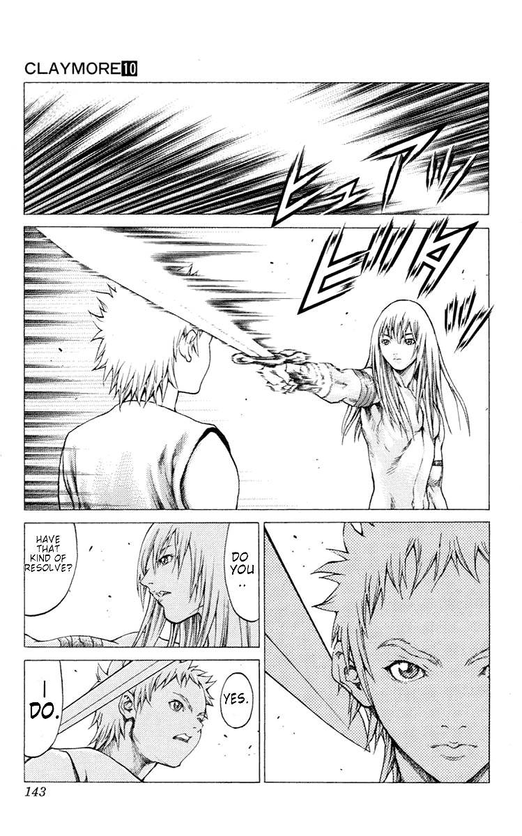 Claymore, Chapter 56 image 008