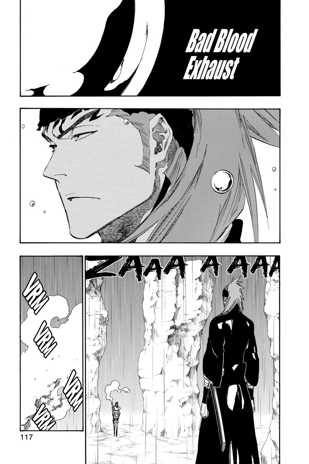 Bleach, Chapter 465 image 009