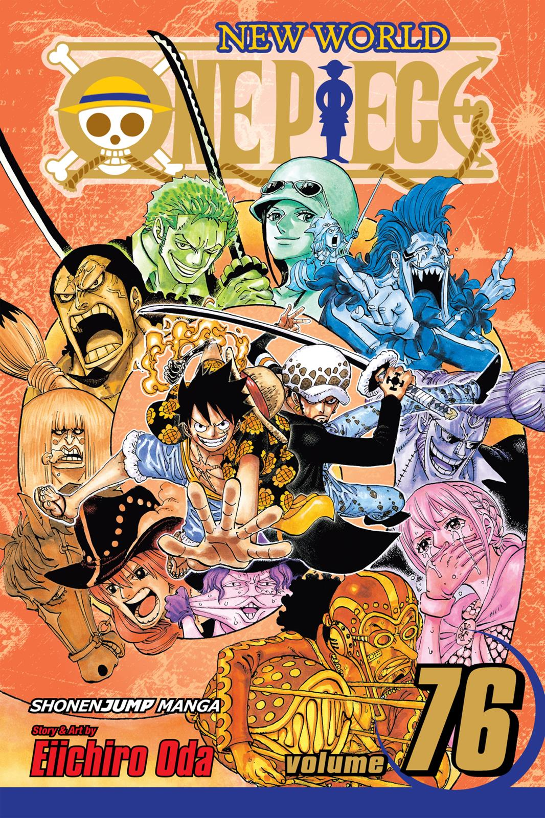 One Piece, Chapter 753 image 001