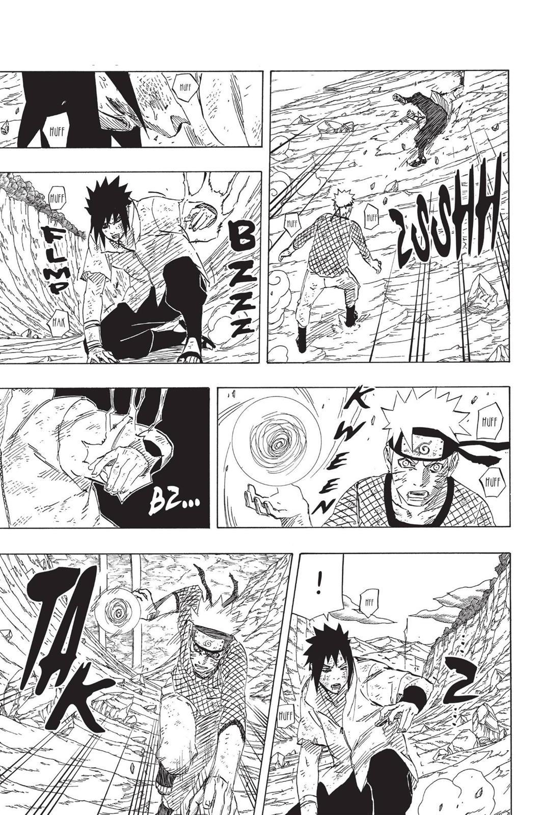 Naruto, Chapter 697 image 010