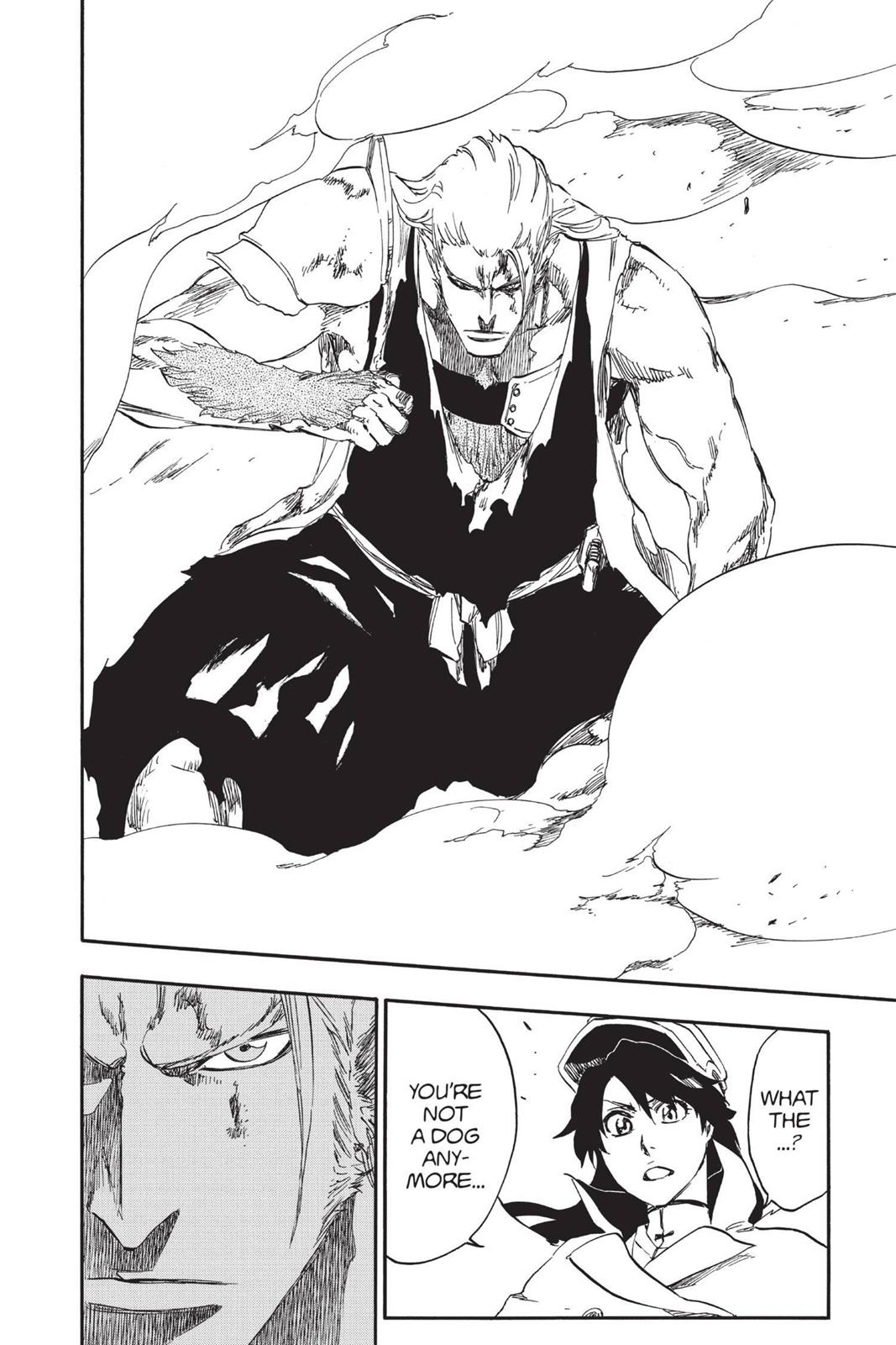 Bleach, Chapter 556 image 012