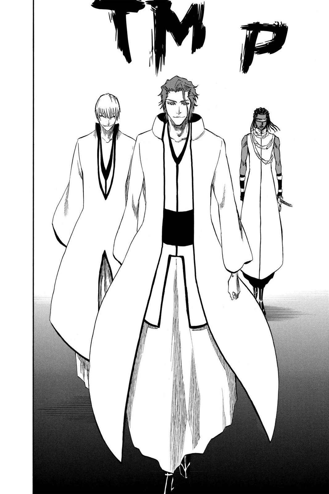 Bleach, Chapter 244 image 016
