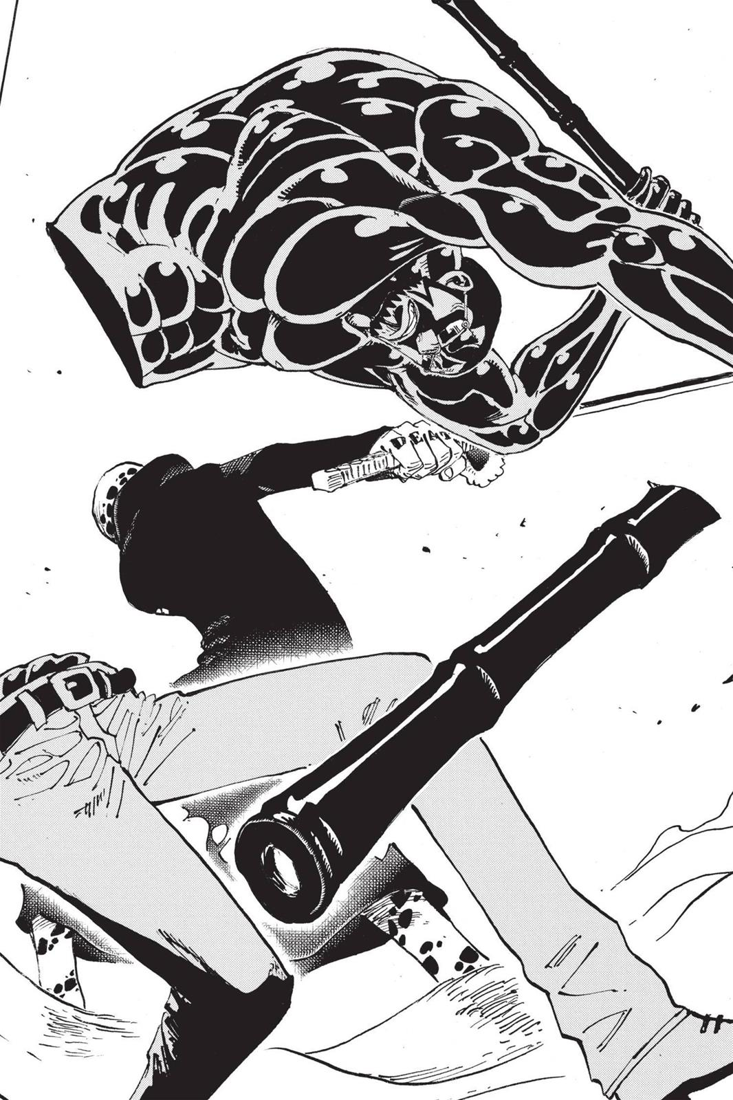 One Piece, Chapter 690 image 016