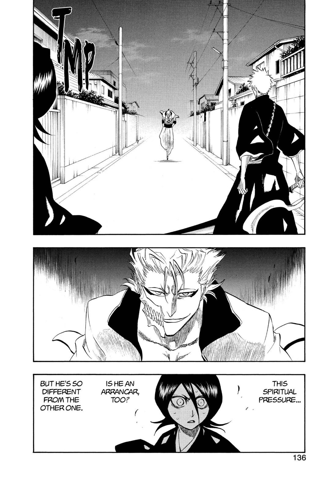 Bleach, Chapter 204 image 005