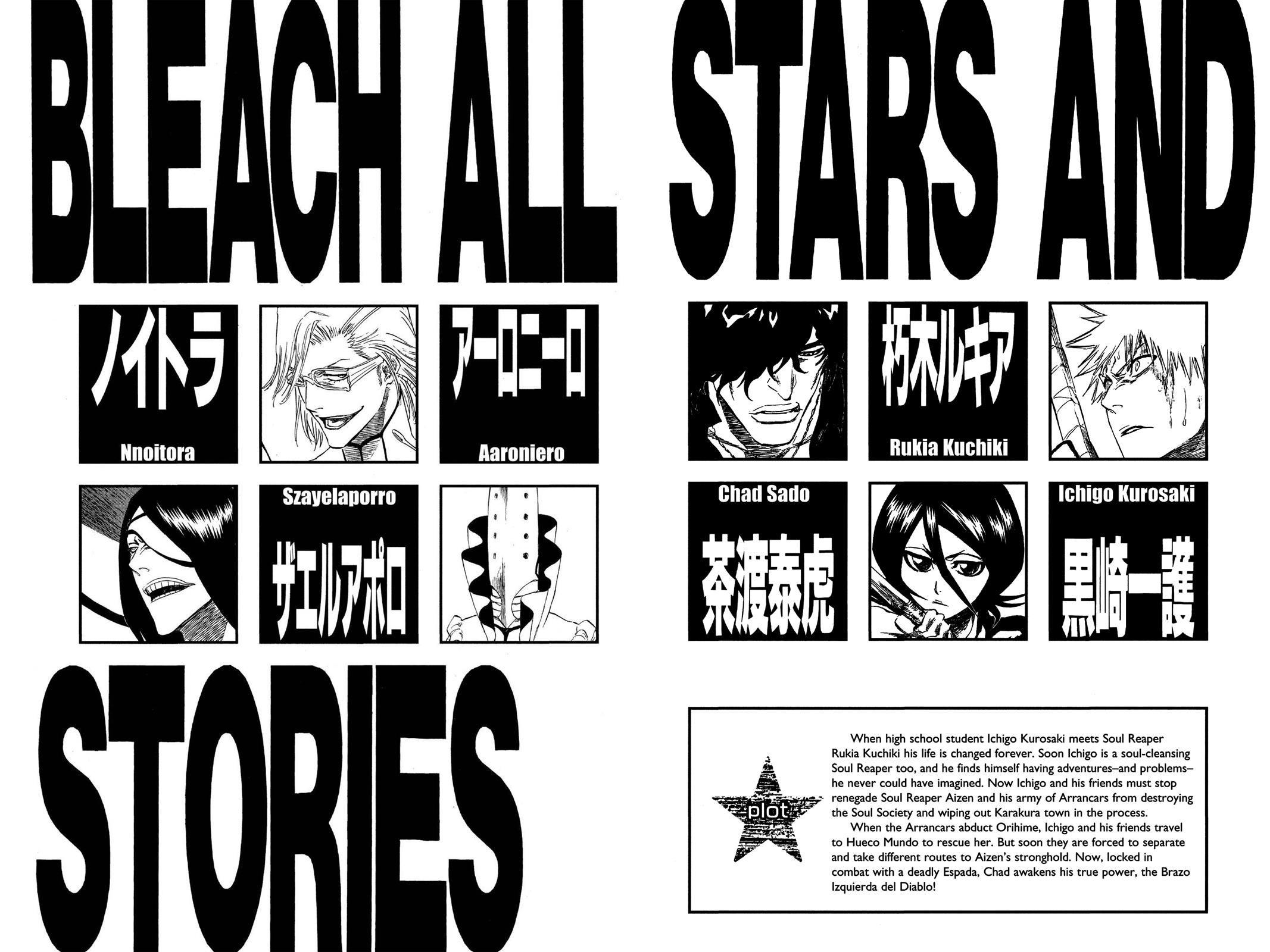Bleach, Chapter 261 image 005