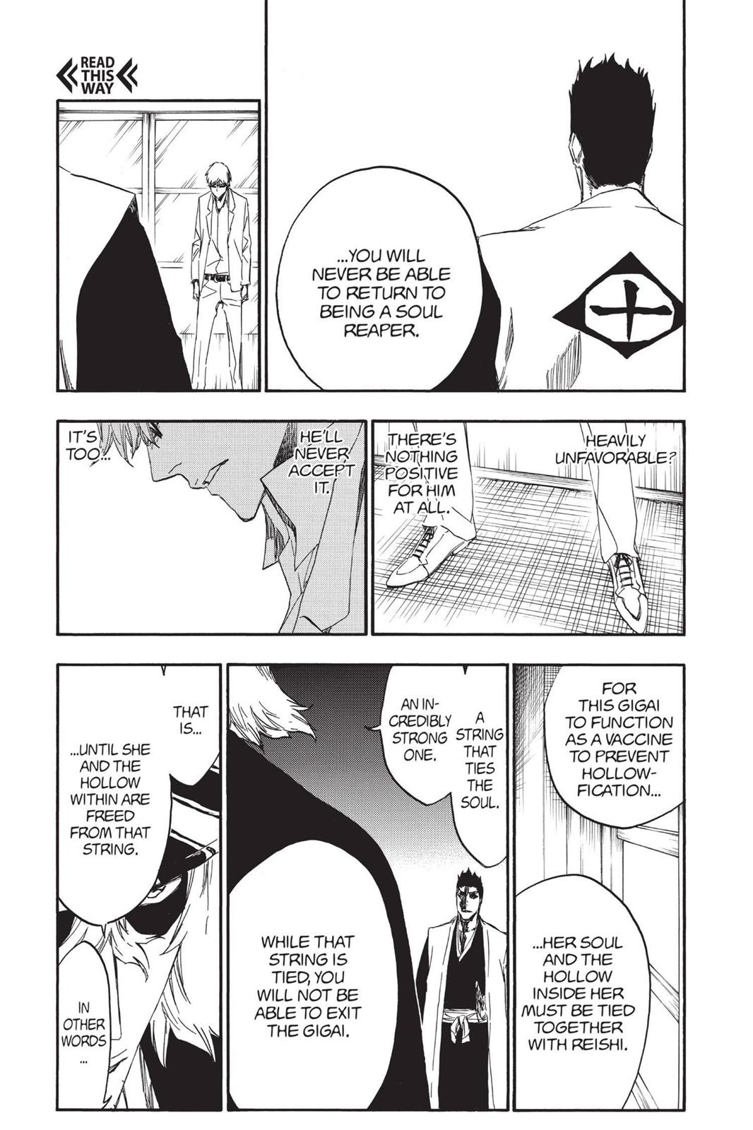 Bleach, Chapter 535 image 013