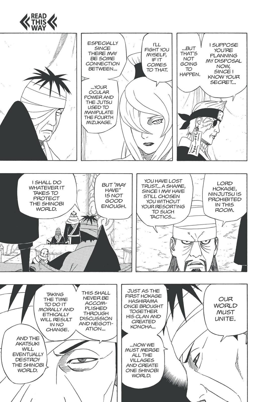 Naruto, Chapter 461 image 011