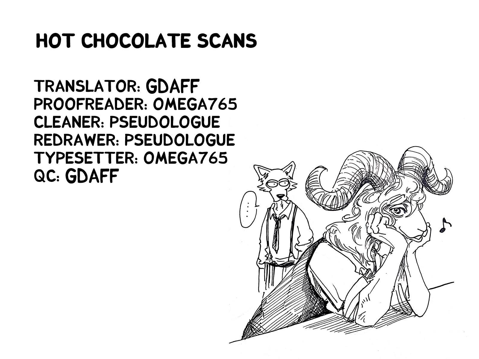 Beastars Manga, Chapter 81 image 019