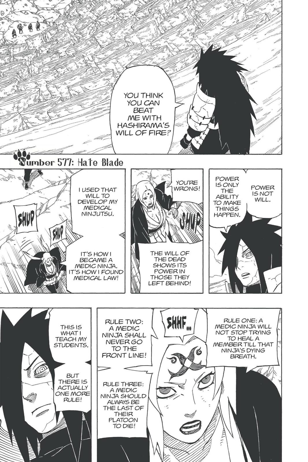 Naruto, Chapter 577 image 001
