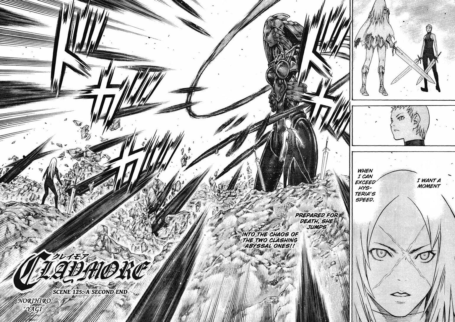 Claymore, Chapter 125 image 002