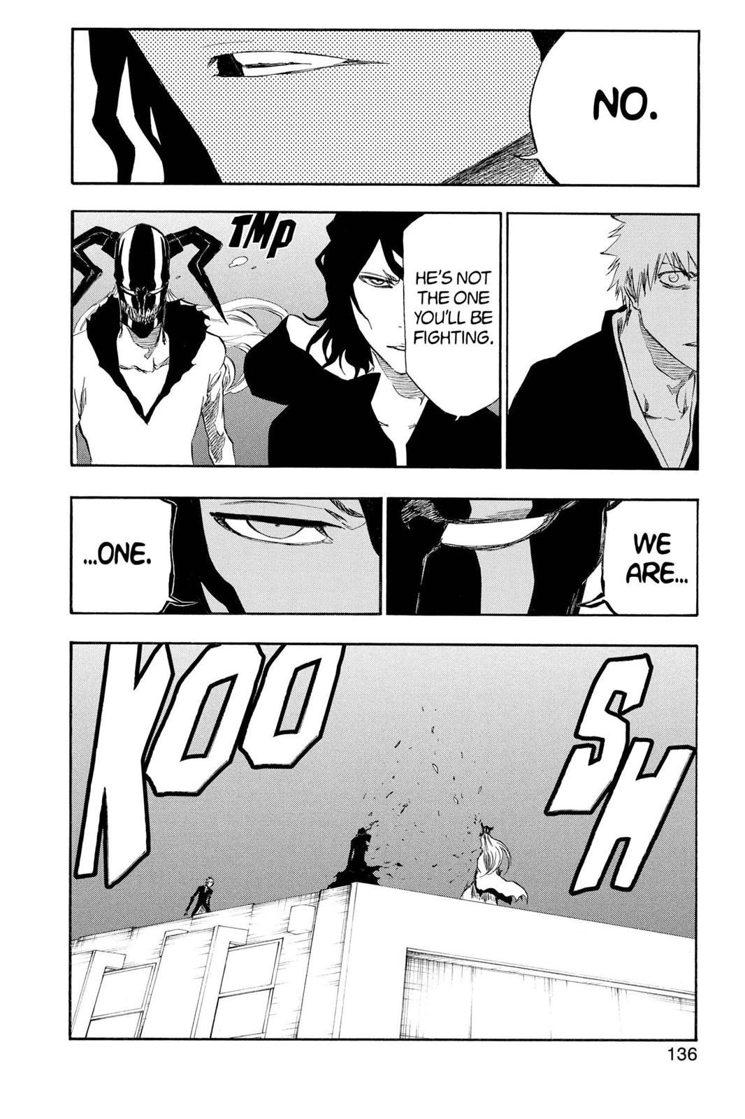 Bleach, Chapter 411 image 006