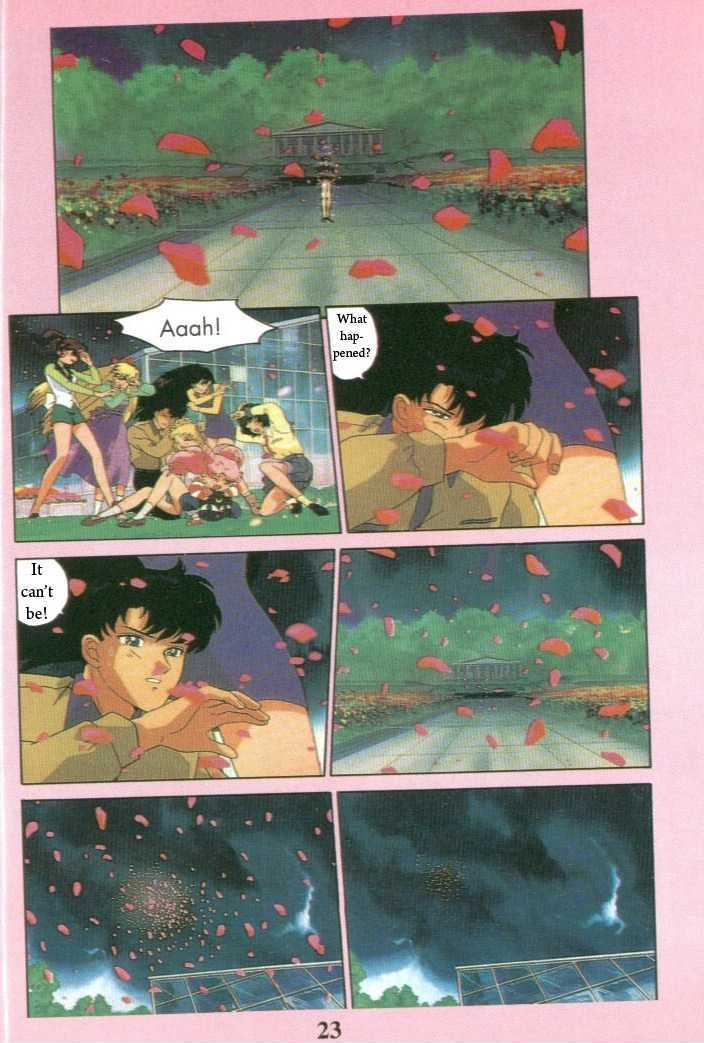 Sailor Moon, Cahpter 18 image 061