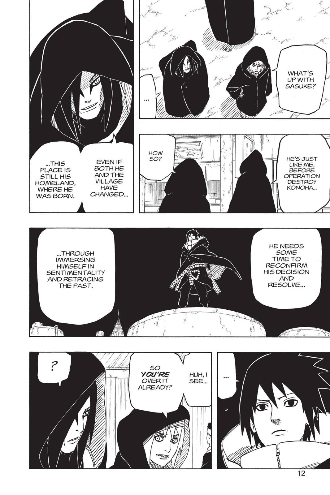 Naruto, Chapter 618 image 012