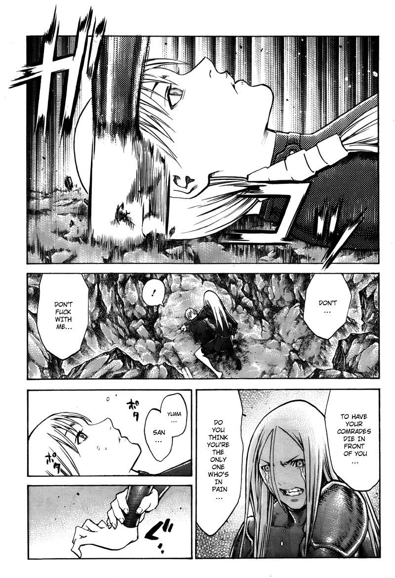 Claymore, Chapter 98 image 009