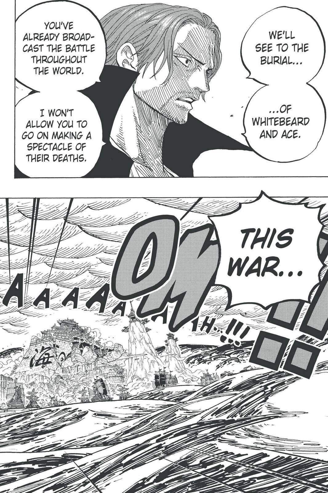 One Piece, Chapter 580 image 014