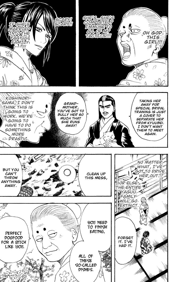 Gintama Chapter, 113 image 004