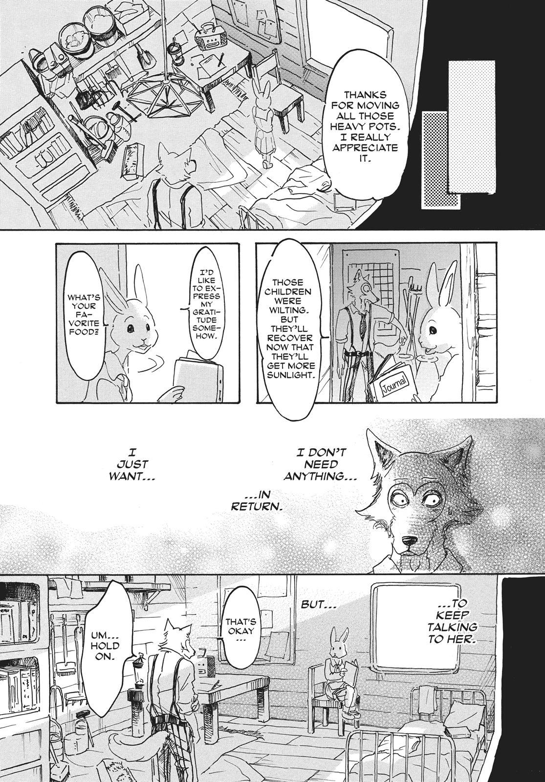 Beastars Manga, Chapter 8 image 024