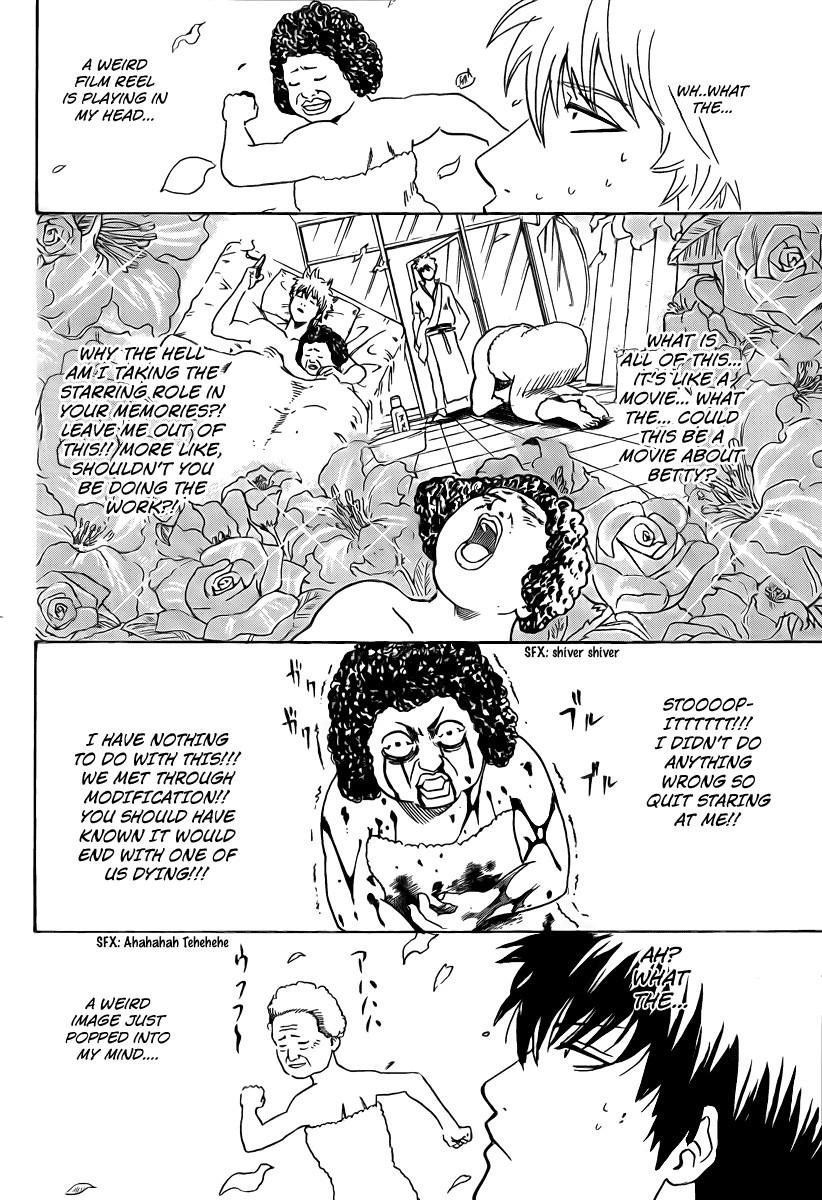 Gintama Chapter, 264 image 016