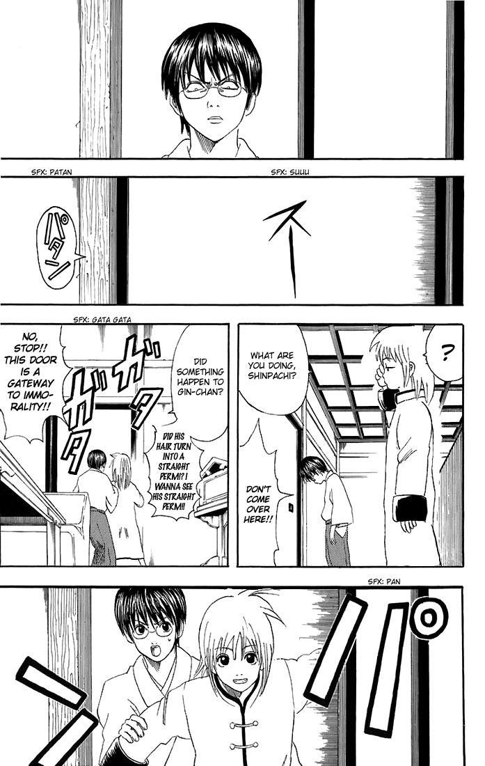 Gintama Chapter, 40 image 008