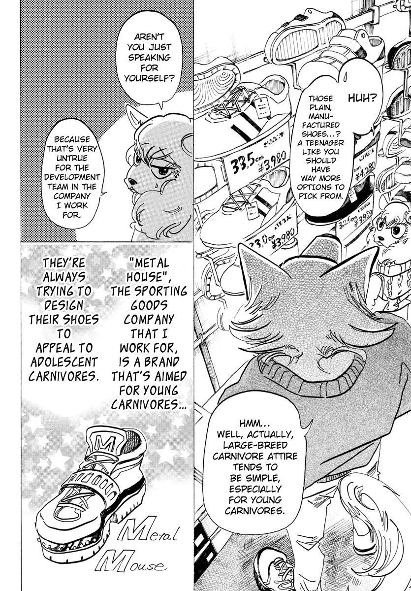Beastars Manga, Chapter 110 image 003