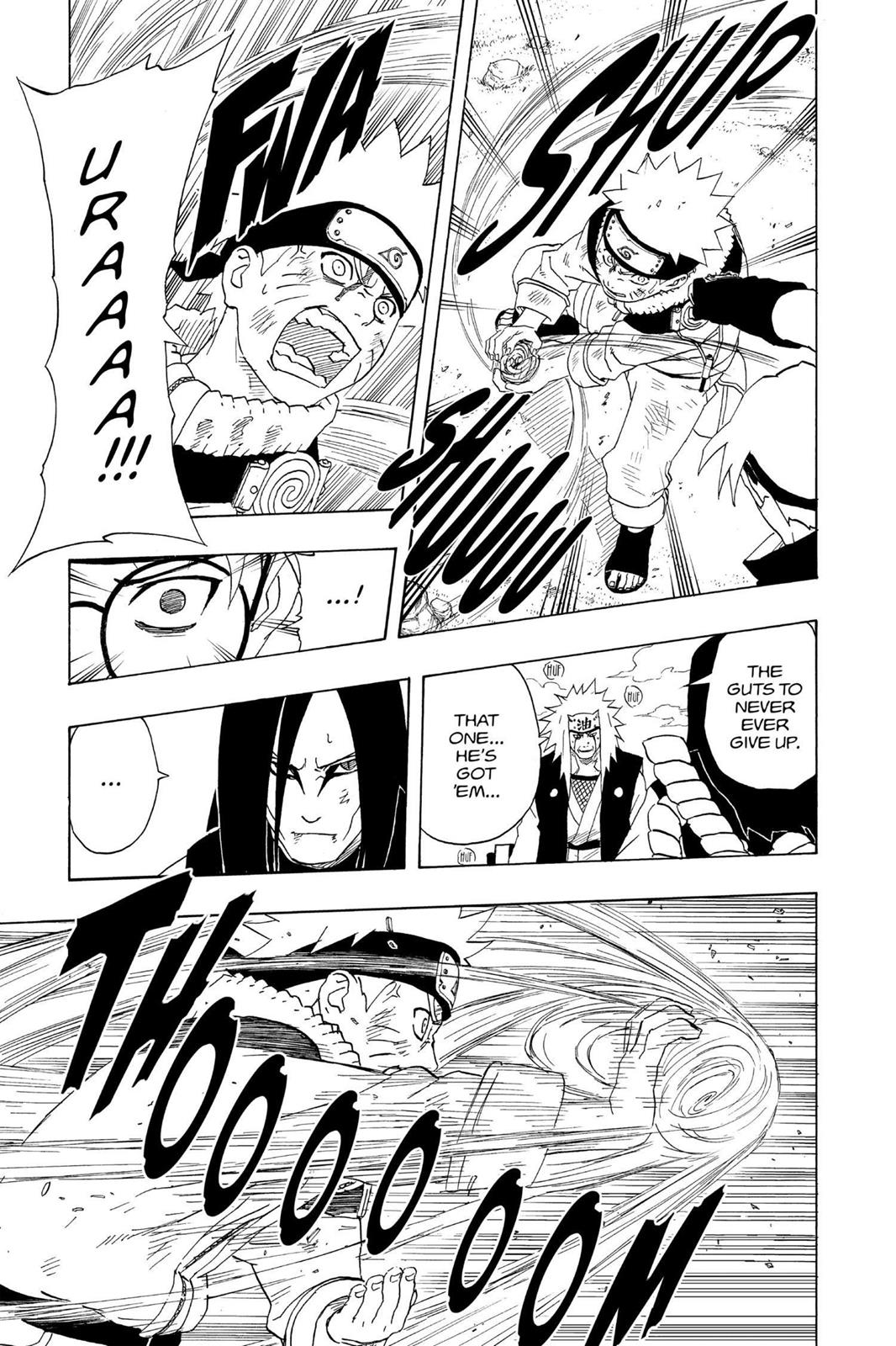 Naruto, Chapter 167 image 003
