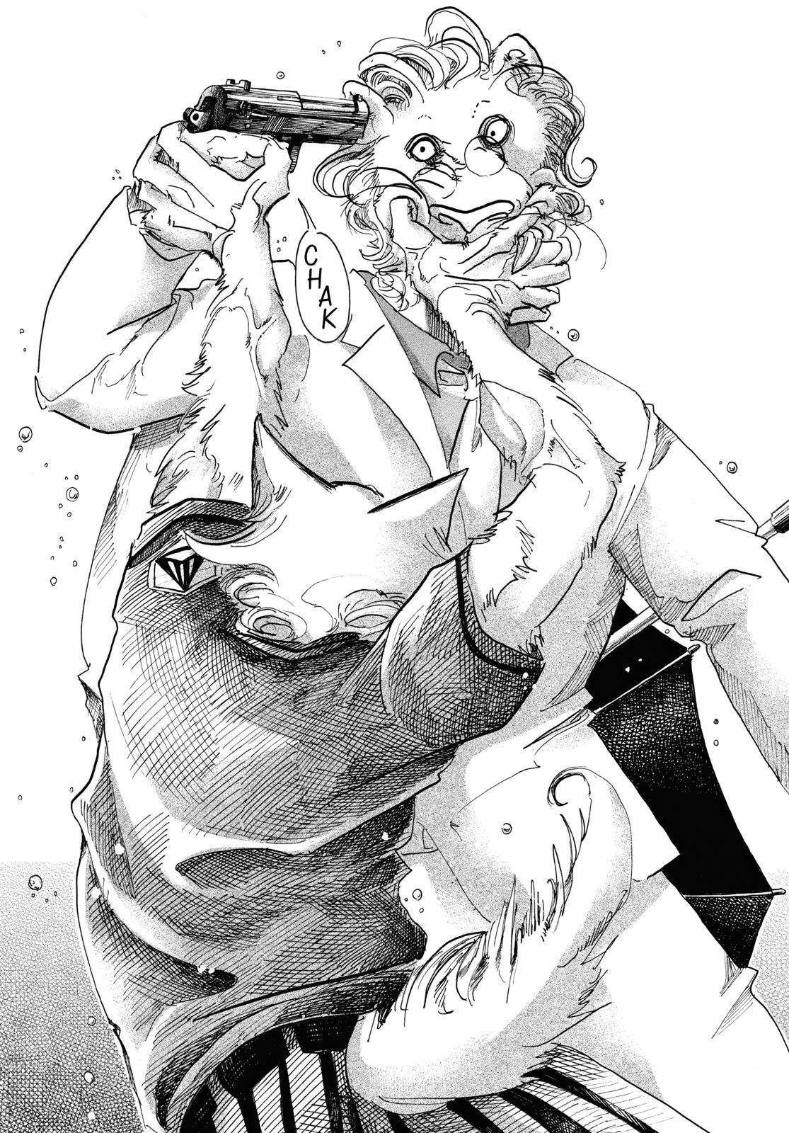 Beastars Manga, Chapter 39 image 008