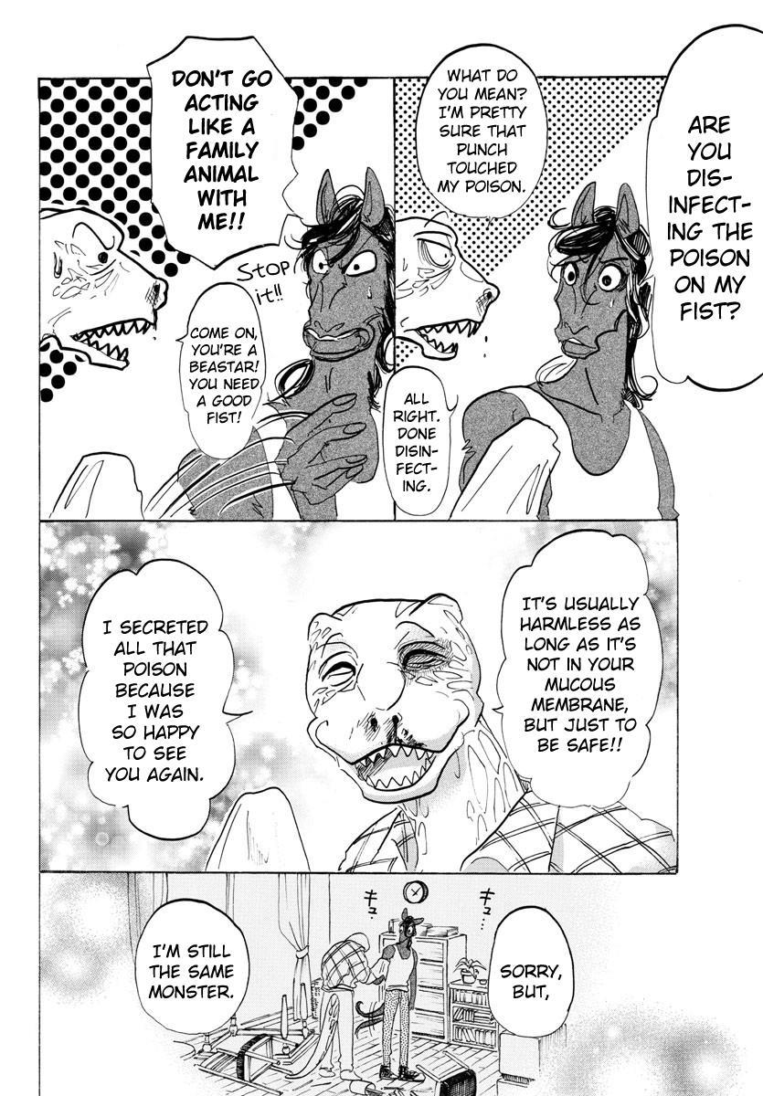 Beastars Manga, Chapter 112 image 014